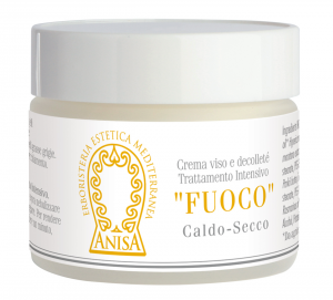 Fire Face Cream - Anisa Professional Cosmetics - PARABEN FREE