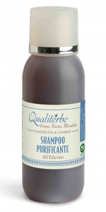Purifying Shampoo with 70% Infusion of Immortelle