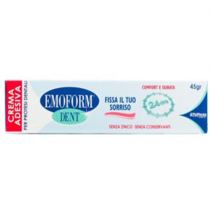 EMOFORM DENTURE CREAM