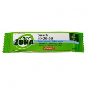 ENERZONA FIBER and PROTEIN-RICH YOGHURT TASTE SNACKS 1 BLOCK