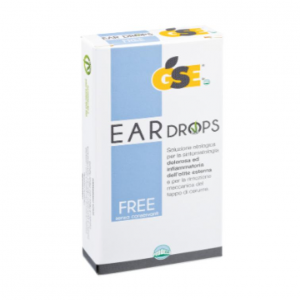 GSE FREE EAR DROPS
