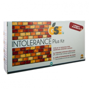GSE INTOLERANCE PLUS KIT