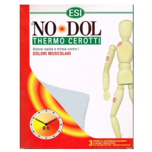 NO DOL THERMO HEATED PATCHES TO RELIEVE JOINT PAIN AND MUSCLE PAIN