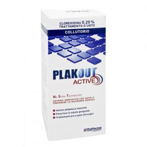 PLAKOUT 0.20% clorhexidina colutorio-intensive anti-placa