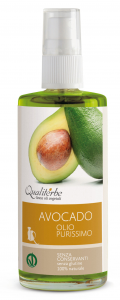 Olio di Avocado purissimo 100 ml (Vegan Ok)
