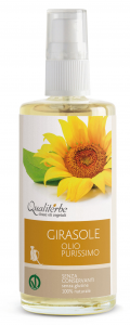 PURE SUNFLOWER OIL 100 ml VEGAN OK