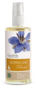 PURE BORAGE OIL 100 ml VEGAN OK
