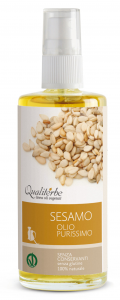 PURE SESAME OIL 100 ml VEGAN OK