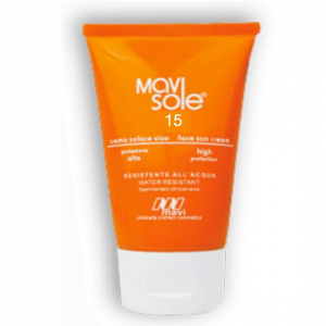 MAVISOLE SUN MILK Spf 15 MEDIUM PROTECTION AGAINST WIDEBAND UVB/UVA/IR