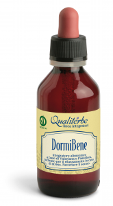 DormiBene/Sleep Well - Tincture - Organic Alcohol - No preservatives