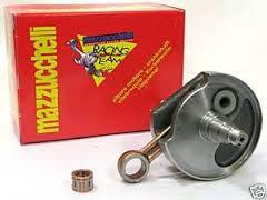 Albero motore mazzucchelli racing per vespa 50 special, pk 50 s lucidato