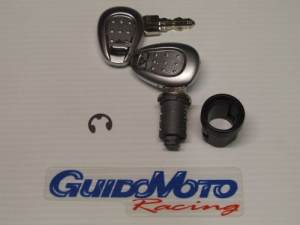 KIT SERRATURA PER BAULETTO GIVI ARGENTO GIVIZ661A