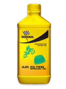 Bardahl olio per filtri aria in spugna - air filter special oil