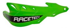 Paramano racetech gladiator verdi con attacchi