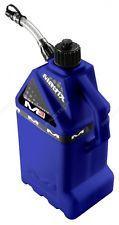 Tanica per benzina 15 lt. rifornimento rapido blu