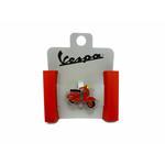 Spilla vespa rossa