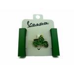 Spilla vespa verde