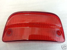 Plastica rossa per faro posteriore piaggio nrg mc2. dal 1996
