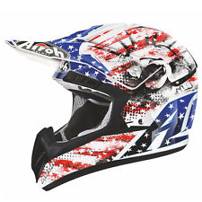 Casco Airoh cross Patriot