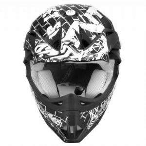 Casco cross tnt street xxl