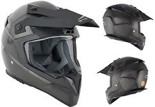 Casco stealth hd210 per cross enduro motard quad in carbonio 100% tg s