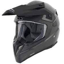 Casco stealth hd210 per cross enduro motard quad in carbonio 100% tg l