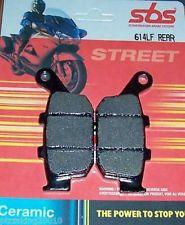 Pastiglie freno sbs 675 per moto e scooter  65.66750/5