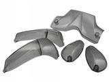 Vetri plastiche frecce faro posteriore str8, gilera runner 50, 125, 180, dal 2003