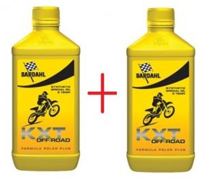 Olio Bardahl per miscela KXT 100% sintetico Off-Road 2T