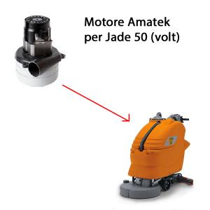 Jade 50 24 volt. Motore aspirazione lavapavimenti Adiatek