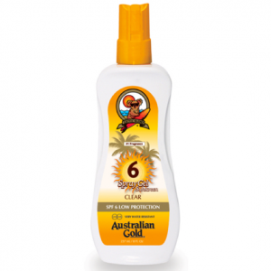 AUSTRALIAN GOLD GEL SPRAY