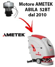 ABILA 52BT MOTORE AMETEK dal 2010 aspirazione lavapavimenti Comac