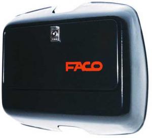 Bauletto anteriore Fa.co per Vespa 50- ET3