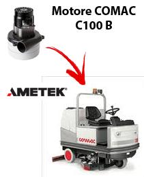 C100 B MOTORE AMETEK aspirazione lavapavimenti Comac