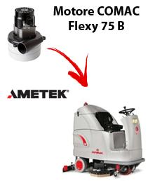FLEXY 75B MOTORE AMETEK aspirazione lavapavimenti Comac