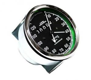 Contamiglia Lambretta LI1 LI2 Smith scala 0-120 MPH
