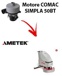 SIMPLA 50BT  MOTORE AMETEK aspirazione lavapavimenti Comac