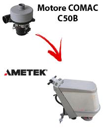 C50B  MOTORE AMETEK aspirazione lavapavimenti Comac