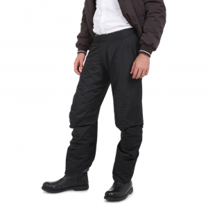 Coprigambe termico e antipioggia da indossare,Takeaway. Taglia S. Nero. Tucano Urbano