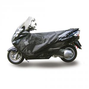 Termoscud   Suzuki Burgman 400 dal 2006. Nero. Tucano Urbano R159N