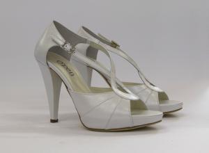 Sandalo donna in pelle con cinghietta regolabile Penrose Art. 23077