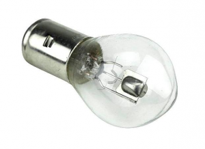 20.0528/8 LAMPADA BILUCE 12V 45/40 W BA20D  20.0528/8