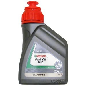 CA155F03 OLIO IDRAULICO FORCELLE MOTO CASTROL FORK OIL 10W Minerale