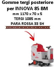 Gomma tergi per lavapavimenti INNOVA 85 BM Comac