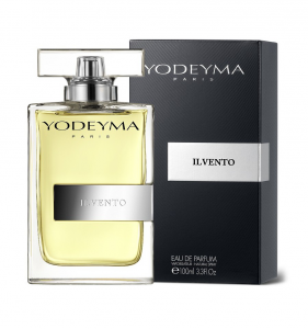 Yodeyma ILVENTO Eau de Parfum 100ml Profumo Uomo (Polo Blue - Raplh Lauren)