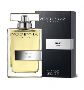 Yodeyma FIRST MEN Eau de Parfum 100ml (212 Vip Men) Profumo Uomo