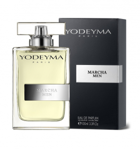 Yodeyma MARCHA MEN Eau de Parfum 100ml (Fuel for Life) Profumo Uomo