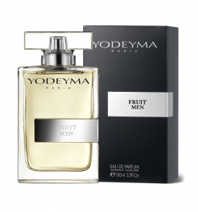 Yodeyma FRUIT MEN Eau de Parfum 100ml (Be Delicious) Profumo Uomo