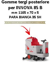 Gomma tergi posteriore per lavapavimenti COMAC - INNOVA 85 B