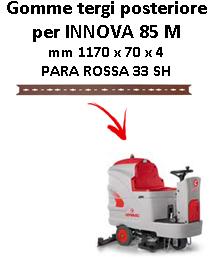 Gomma tergi posteriore per lavapavimenti COMAC INNOVA 85 M